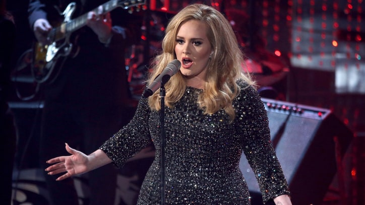 Adele to Film TV Special at Radio City Music Hall