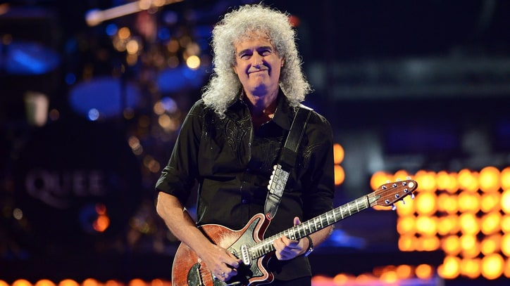 Party On: Queen's Brian May Remembers 'Bohemian Rhapsody' on 40th Anniversary