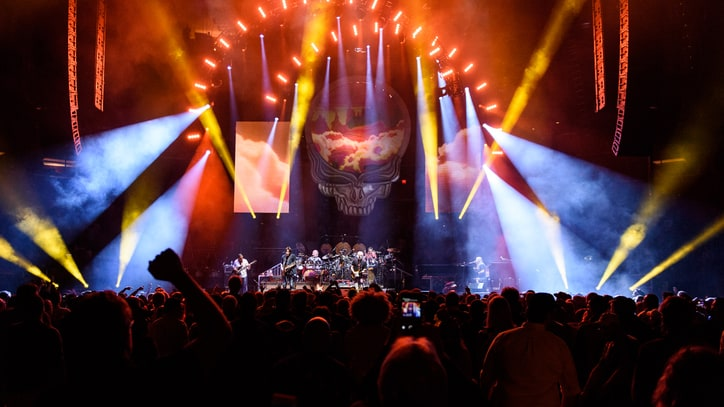 John Mayer, Dead & Company Rekindle Grateful Dead Flame at Tight MSG Show