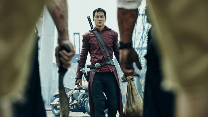 'Into the Badlands': Meet the New Dystopian Kung-Fu Plantation Western