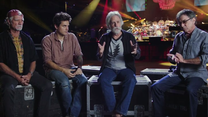 John Mayer Talks Unique Deadhead Experience in MSG Livestream Trailer