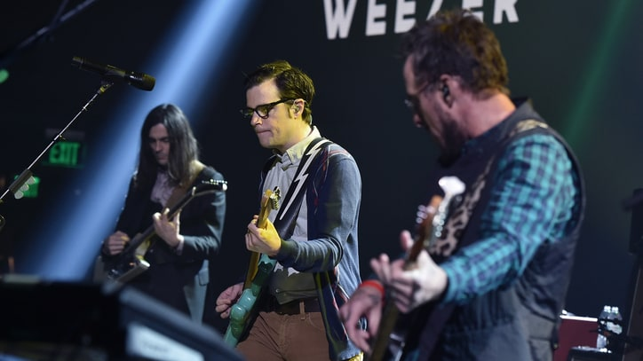 Weezer Raise a Toke to Love on 'Do You Wanna Get High?'