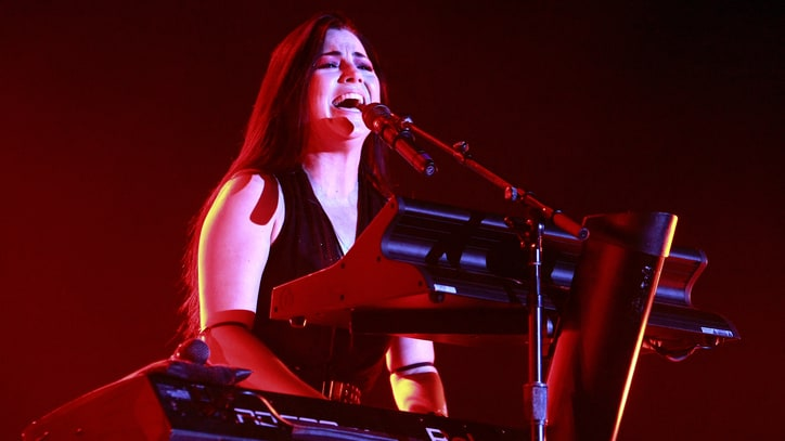 Evanescence's Amy Lee on Her Wild Irish-Dance-Infused Sci-Fi Soundtrack