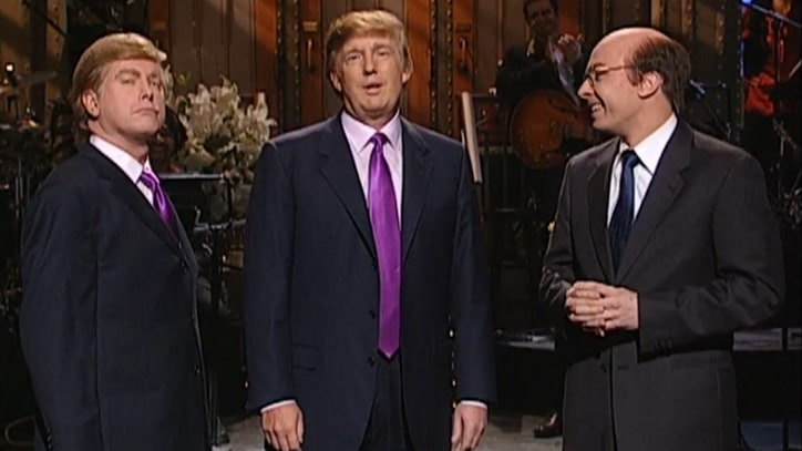Flashback: Watch Trump's Monologue the Last Time He Hosted 'SNL'
