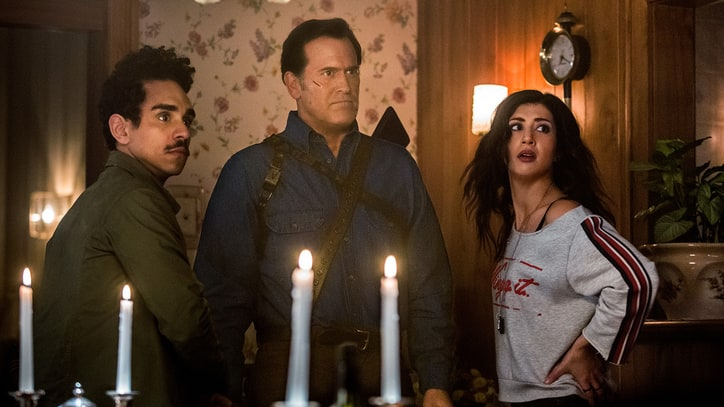 'Ash vs Evil Dead' Recap: The Parent Trap