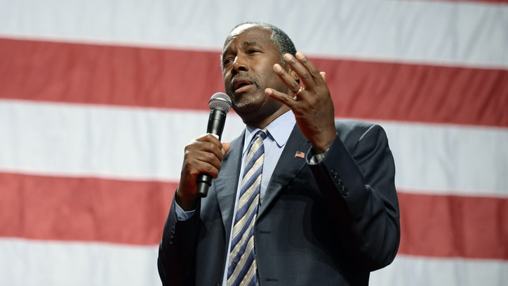 For Ben Carson to Woo Black Voters, It'll Take More Than a Rap Song