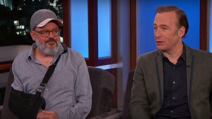 Watch Bob Odenkirk, David Cross Talk 'Mr. Show' on 'Kimmel'
