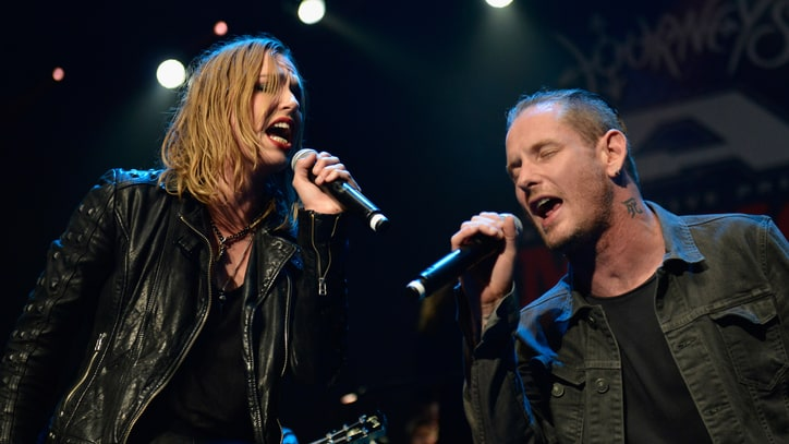 Hear Stone Sour and Lzzy Hale's Reverent Rolling Stones Cover