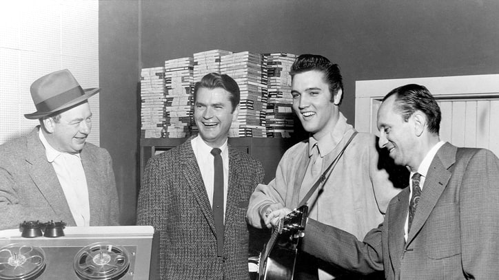 Meet Man Who Discovered Elvis in Essential New Sam Phillips Book