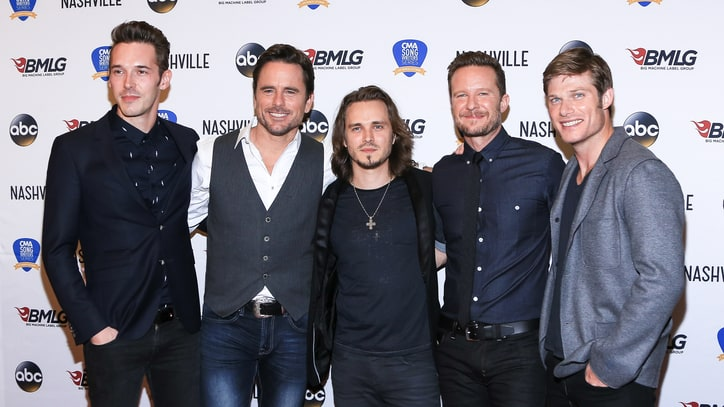 'Nashville' Actors Prove Singing Chops at CMA Songwriters Series