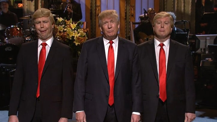 Donald Trump on 'SNL': 3 Sketches You Have to See