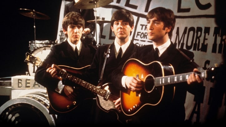 John Lennon's 'Love Me Do' Guitar Sells for Record $2.4 Million