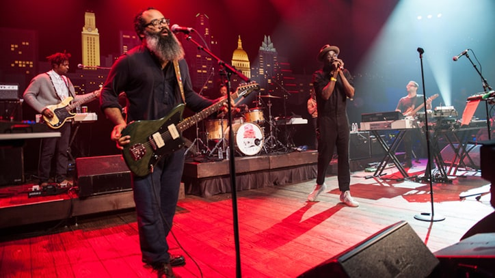 Watch TV on the Radio, War on Drugs Rock 'Austin City Limits'