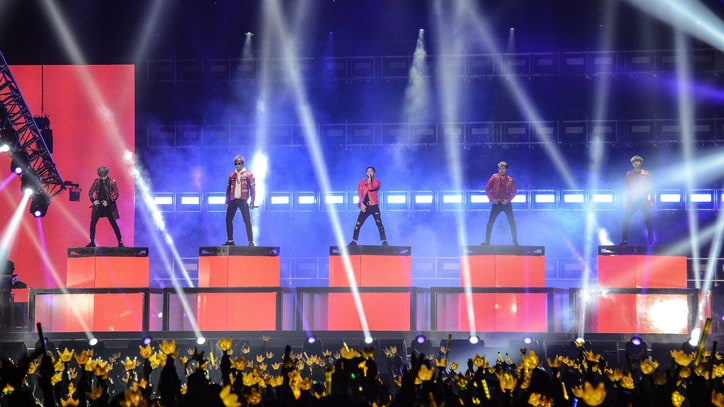 Watch BIGBANG's Explosive Trailer for 'Made 2015 Concert' Film