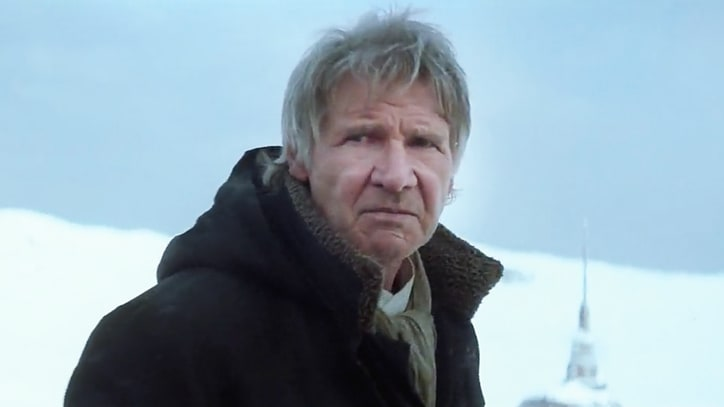 First 'Star Wars: The Force Awakens' Commercial Raises Intrigue