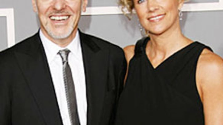 Peter Frampton Files for Divorce