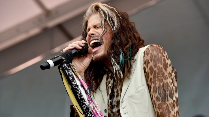 Steven Tyler Launches Janie's Fund to Help Child Abuse Victims
