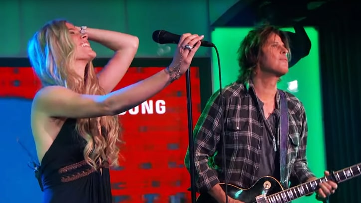 Watch Stone Temple Pilots, Joss Stone Blend Grunge and Soul on 'Kimmel'