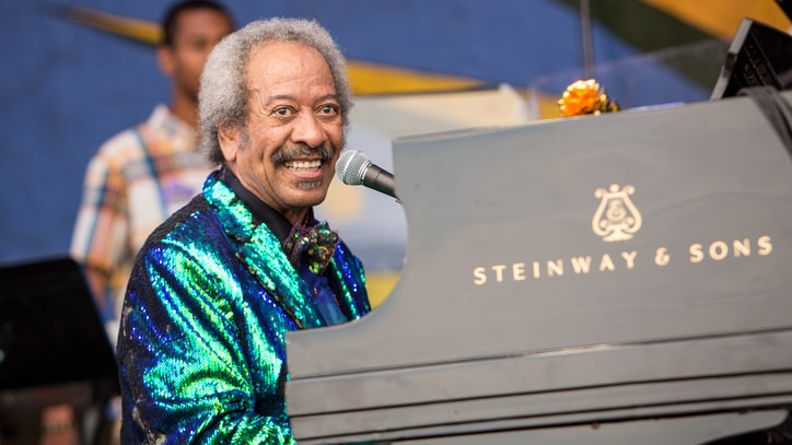 Allen Toussaint, Iconic New Orleans Songwriter and Producer, Dead at 77