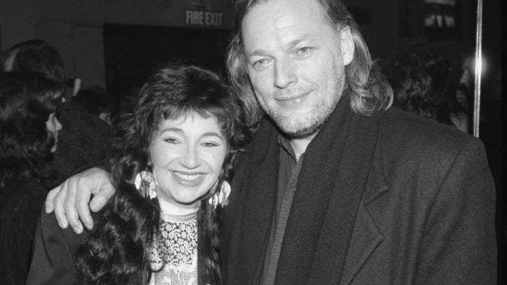 Flashback: Kate Bush and David Gilmour Play 'Running Up That Hill'