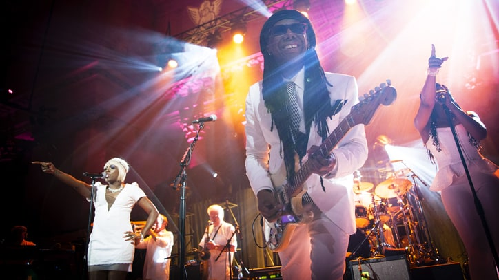 Chic's Nile Rodgers: Five Crucial Inspirations