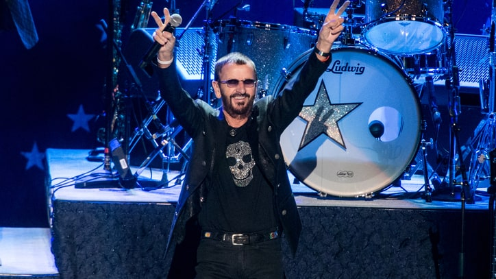 Ringo Starr to Release All-Star Tribute Concert Live LP