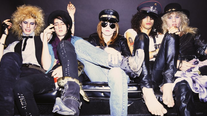 12 Nastiest Things Former GN'R Bandmates Have Said About Each Other