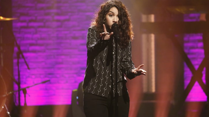 Alessia Cara Brings Anti-Party Anthem 'Here' to 'Seth Meyers'