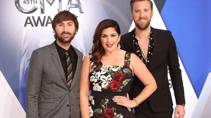 Lady Antebellum, Audien on Unconventional Hit: The Ram Report