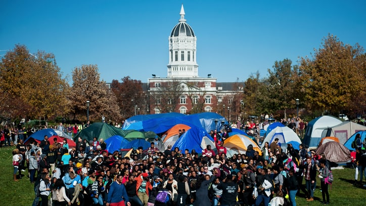 5 Bizarre Conservative Theories About the Mizzou and Yale Protests