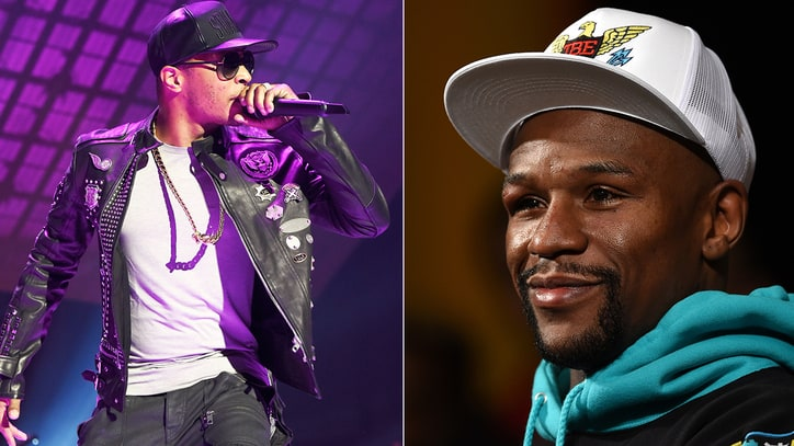 Floyd Mayweather's Perpetual Party Machine Rolls Over T.I.
