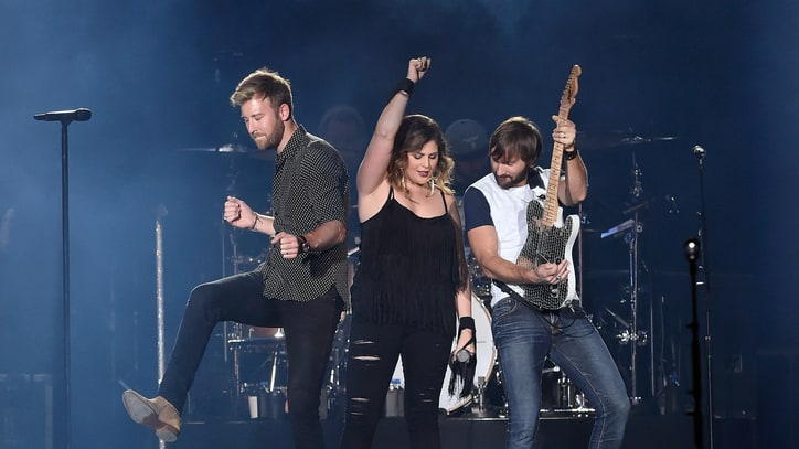 Lady Antebellum on Stapleton Sea Change, Touring Break