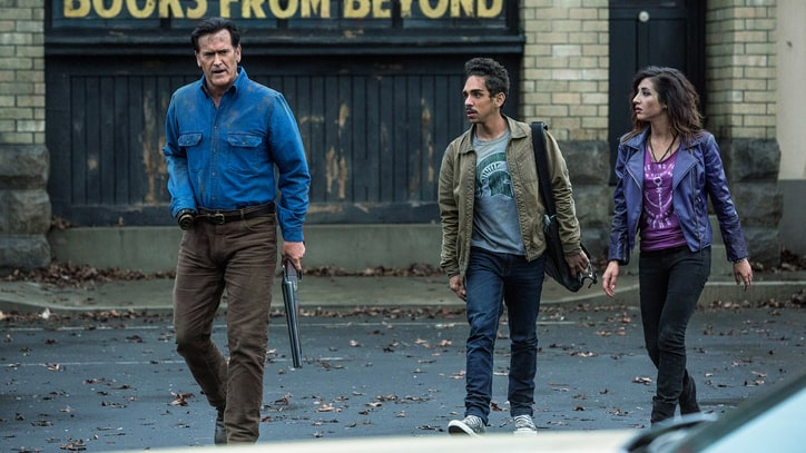 'Ash vs. Evil Dead' Recap: Hellraiser Too