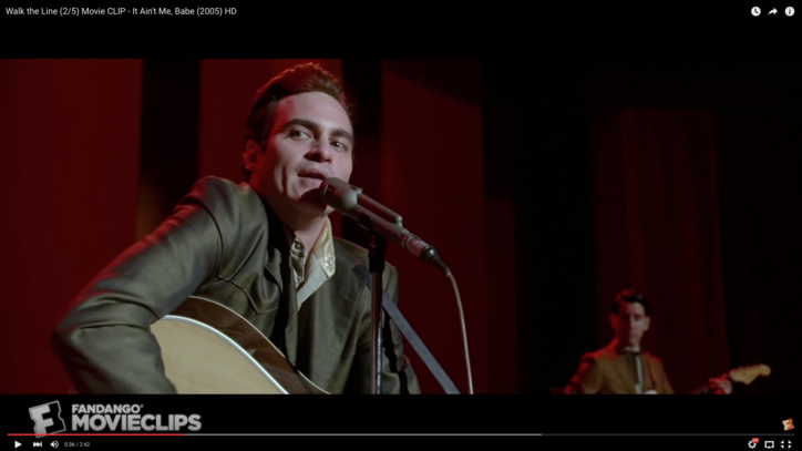Flashback: 'Walk the Line' Puts Johnny Cash's Life on the Big Screen