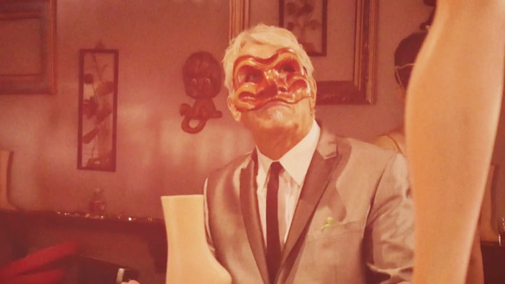 See John Cale Attend Dreamlike Masquerade in Eerie 'Close Watch' Video