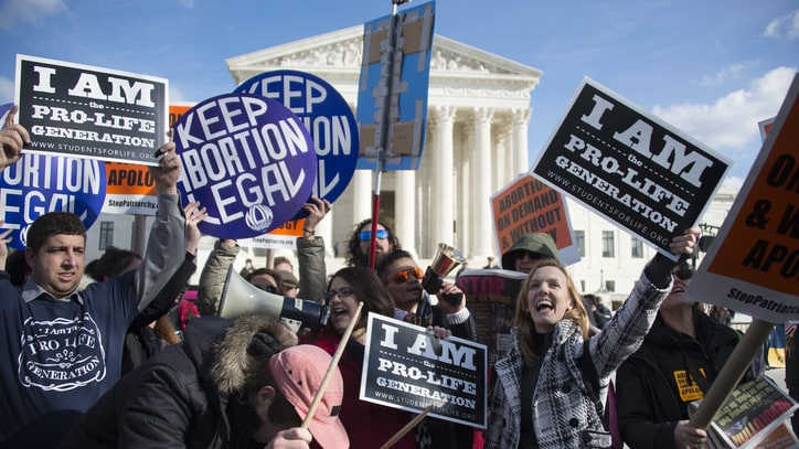 Supreme Court Takes Up Monumental Abortion Case