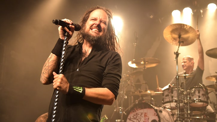 Korn's Jonathan Davis Responds to Barack Obama's Shout-Out