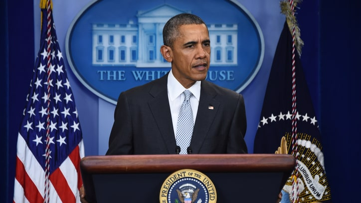 Watch Obama React to Paris Tragedy: 'An Attack on All of Humanity'