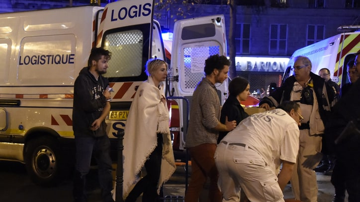 Nearly 100 Dead After Paris Concert Terrorist Attack
