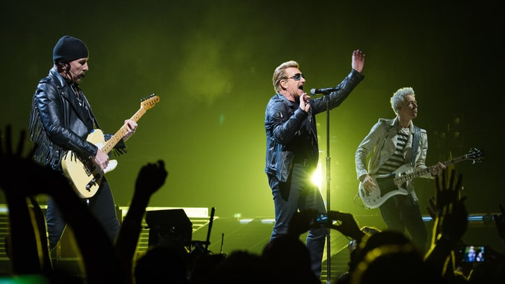 U2 Cancel Paris Show, HBO Special Following Terrorist Attack