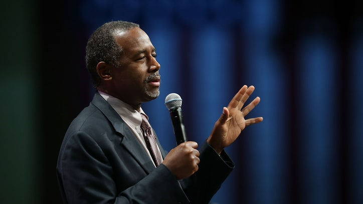 Ben Carson: Ban Middle Eastern Refugees After Paris Attacks