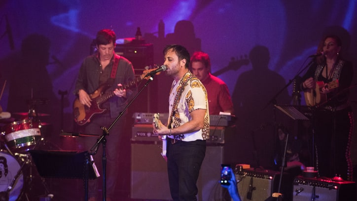Dan Auerbach in Paris: 'We Were Hunkered Down Listening for Gunshots'