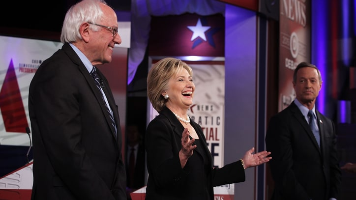 20 Great Moments From the Democratic Debate