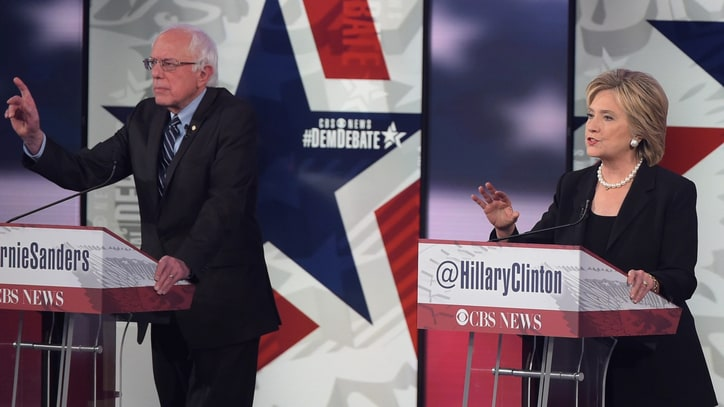 Watch Sanders and Clinton Go Head-to-Head on Gun Control
