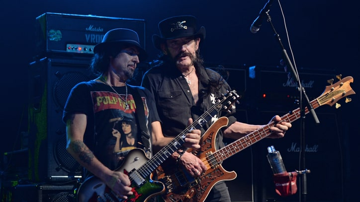 Motorhead Postpone Paris Concert, Issue Statement