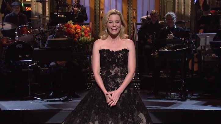 Elizabeth Banks on 'SNL': 3 Sketches You Have to See