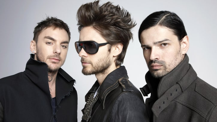 Thirty Seconds to Mars Set 2016 Return to 'Camp Mars'