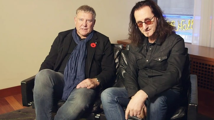 Watch Rush's Geddy Lee, Alex Lifeson Talk 'R40 Live,' Band's Future