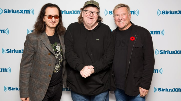 10 Things We Learned From Rush's Michael Moore Interview