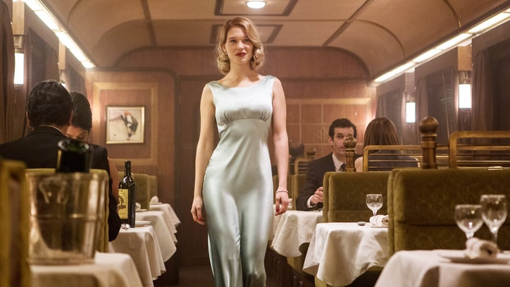 Léa Seydoux: Meet the Chic 'Spectre' Bond Girl